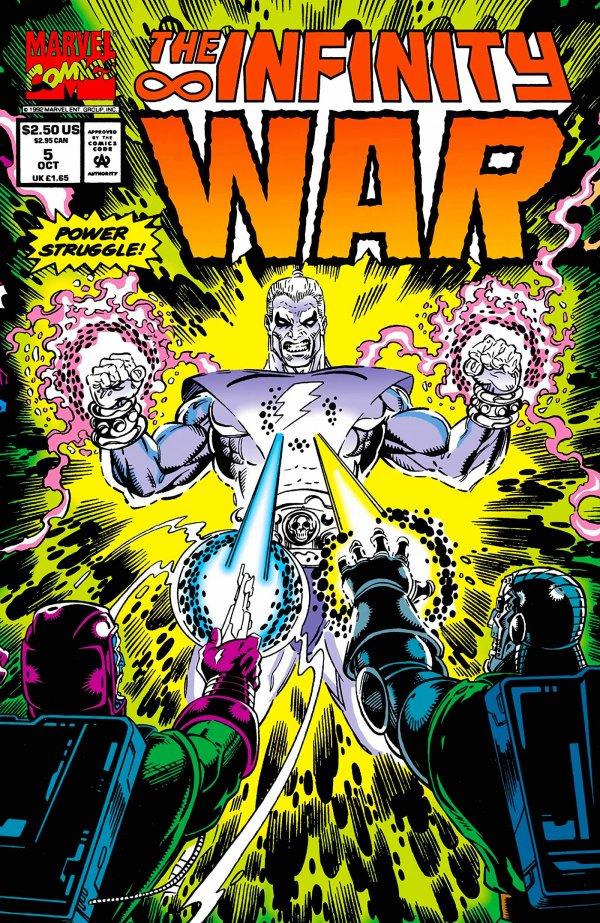 The Infinity War #5
