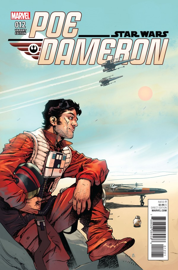 Star Wars: Poe Dameron #12