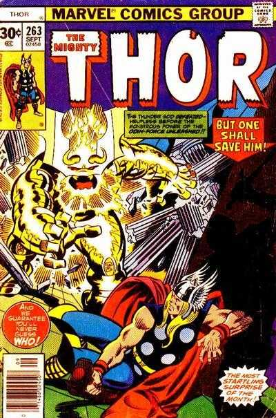 The Mighty Thor #263