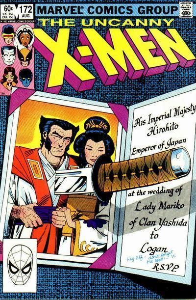 Uncanny X-Men #172