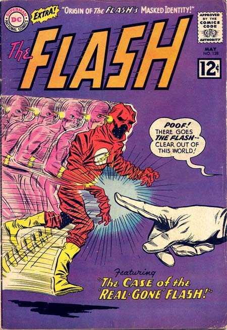 The Flash #128