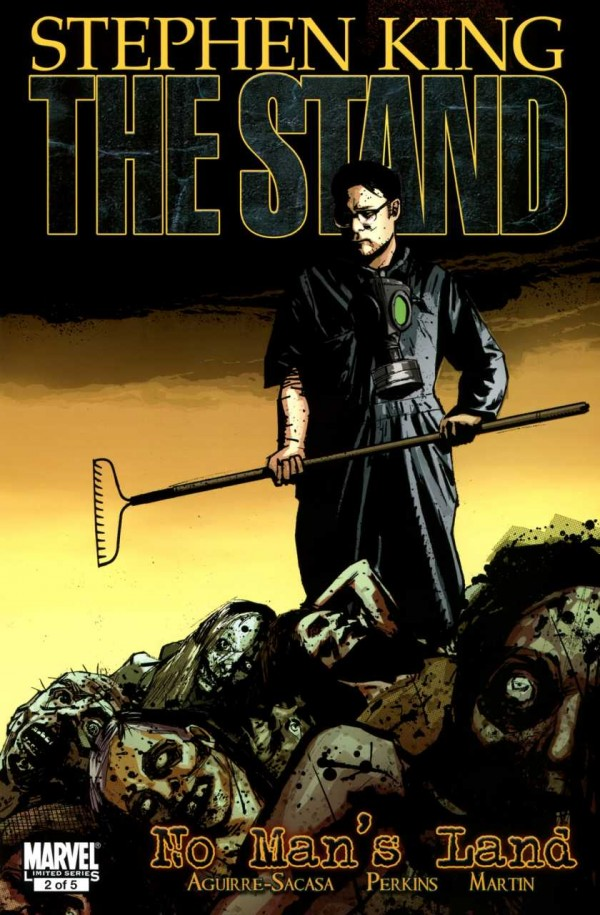 The Stand: No Man's Land #2