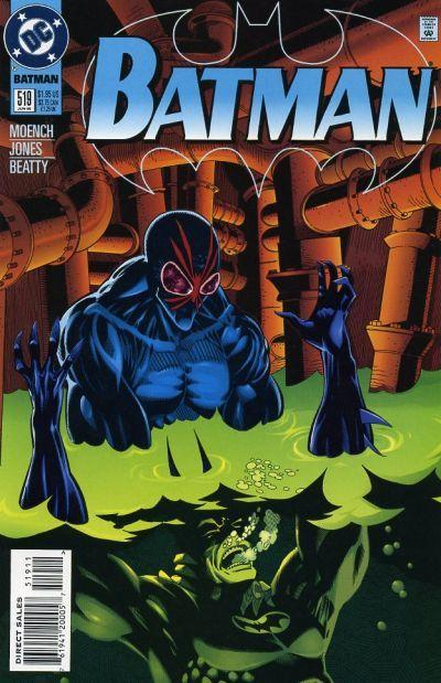 Batman #519