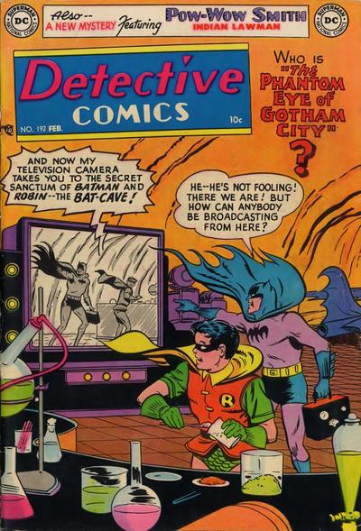 Detective Comics #192