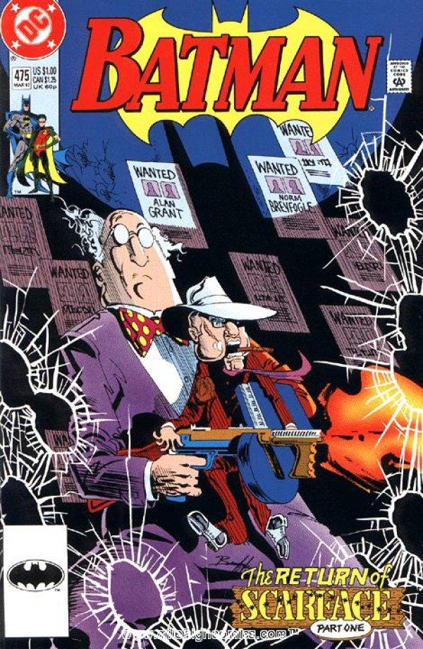 Batman #475