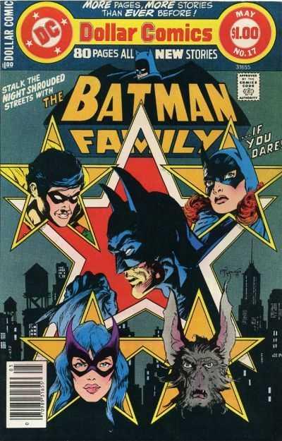 The Batman Family #17