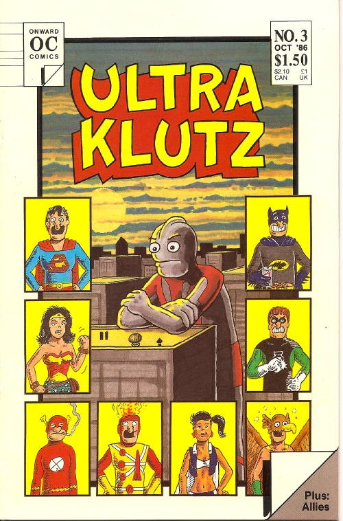 Ultra Klutz #3