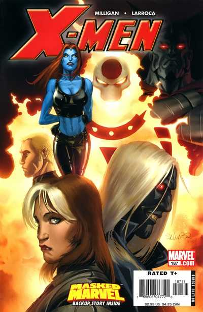 X-Men #187