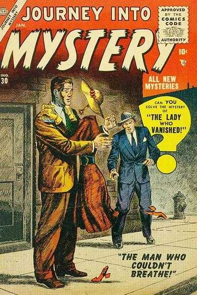 Journey into Mystery #30