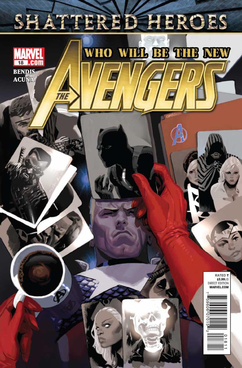 The Avengers #18