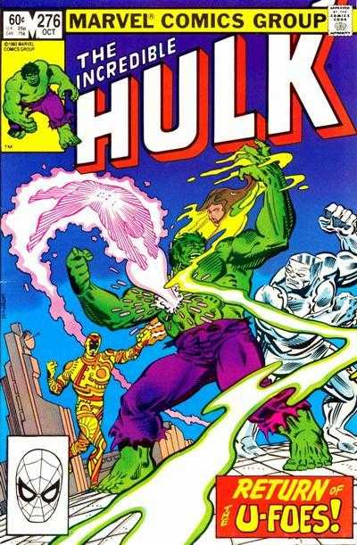 The Incredible Hulk #276