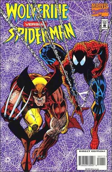 Wolverine vs. Spider-Man #1