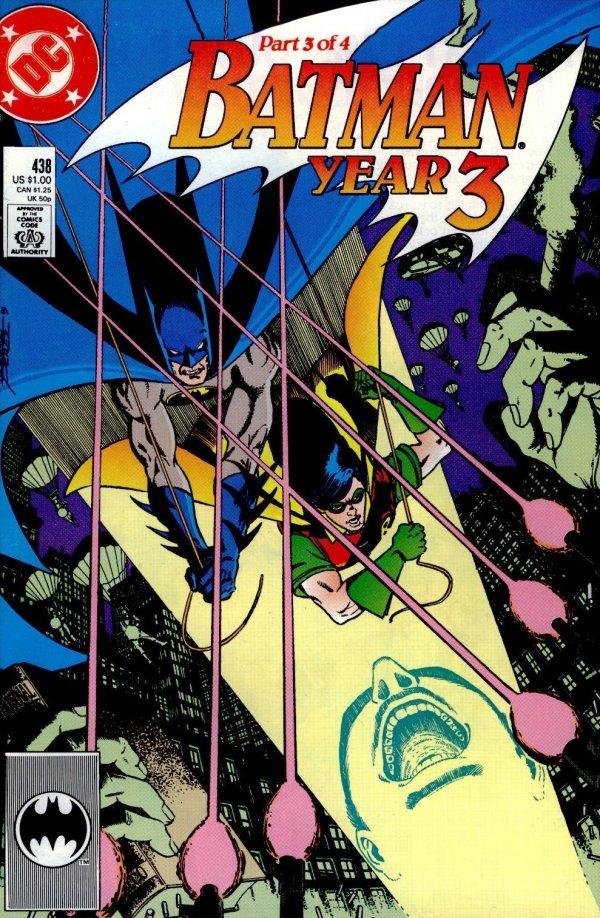 Batman #438