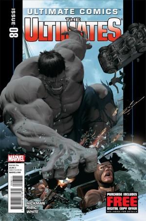 Ultimate Comics: The Ultimates #8