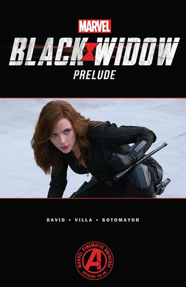 Marvel's Black Widow Prelude TP