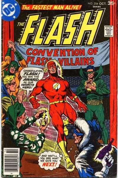 The Flash #254