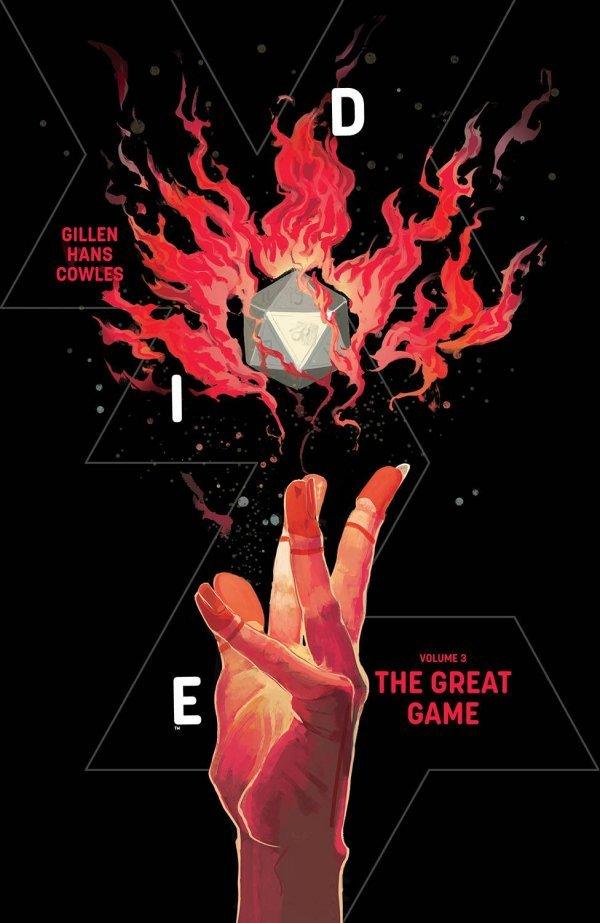 DIE Vol. 3: The Great Game TP