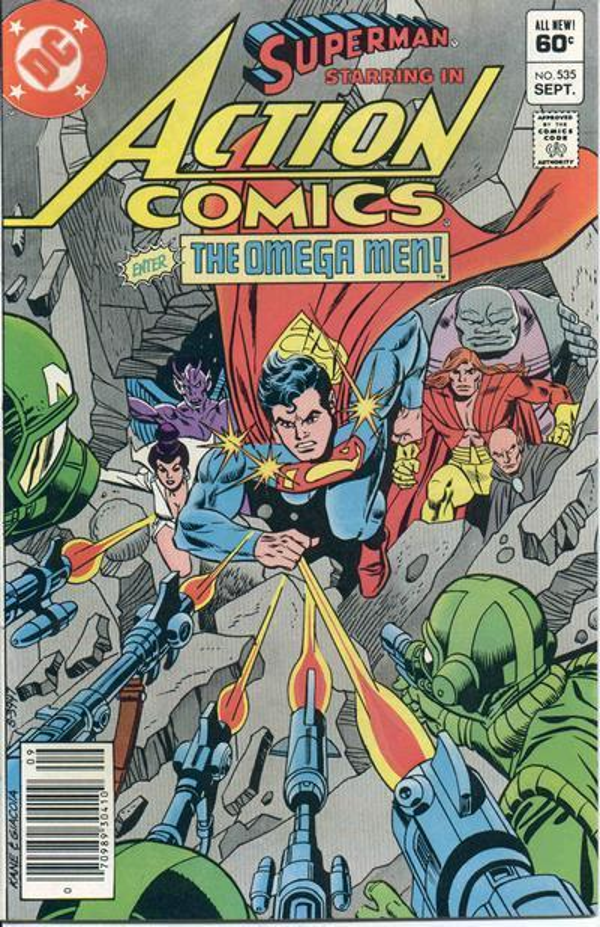 Action Comics #535