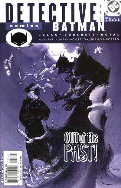 Detective Comics #775