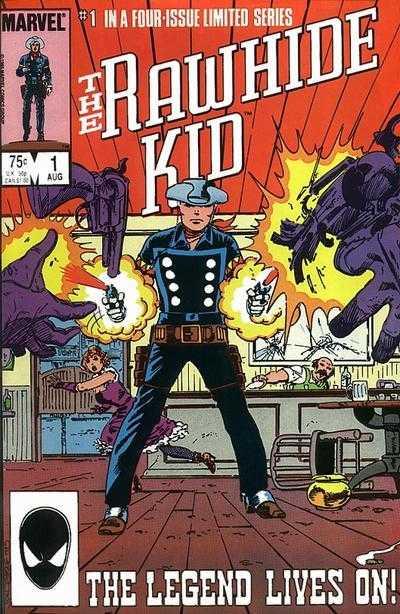 The Rawhide Kid #1