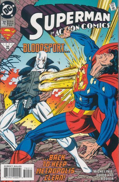 Action Comics #702