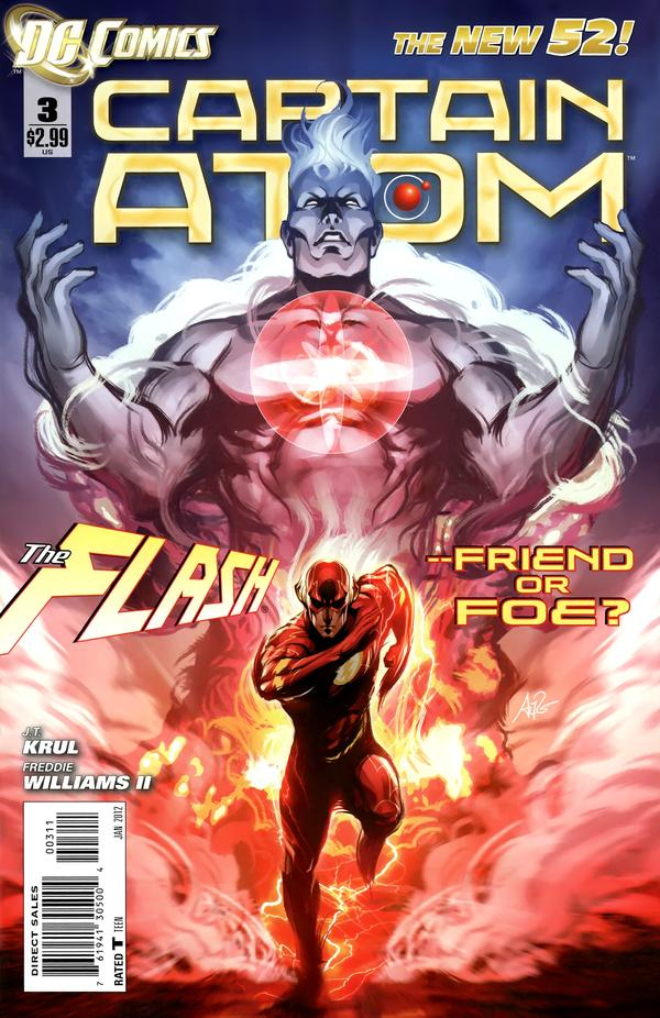 Captain Atom #3