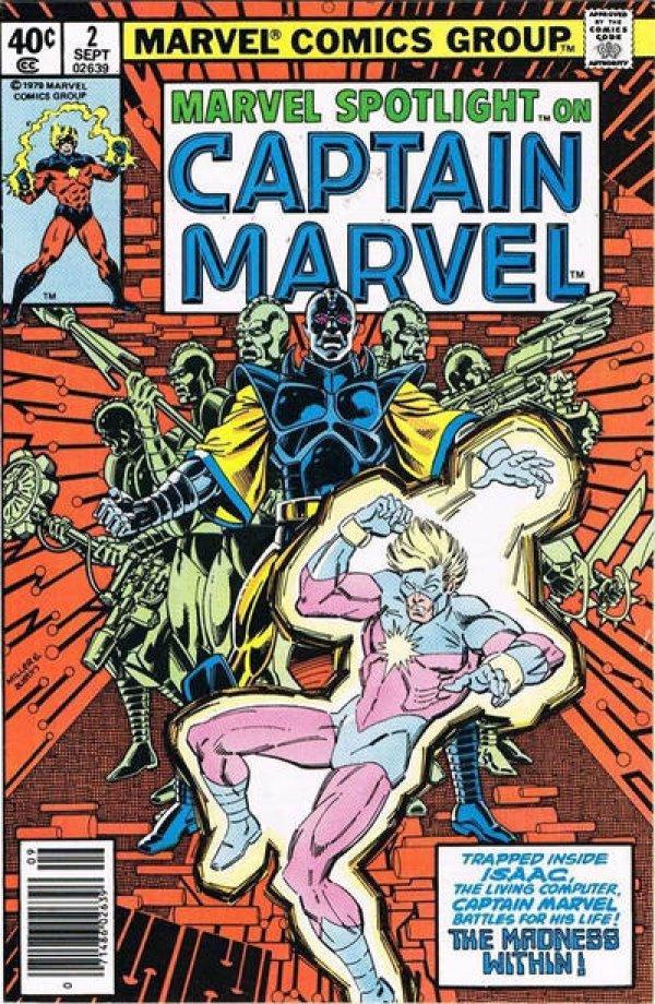 Marvel Spotlight #2