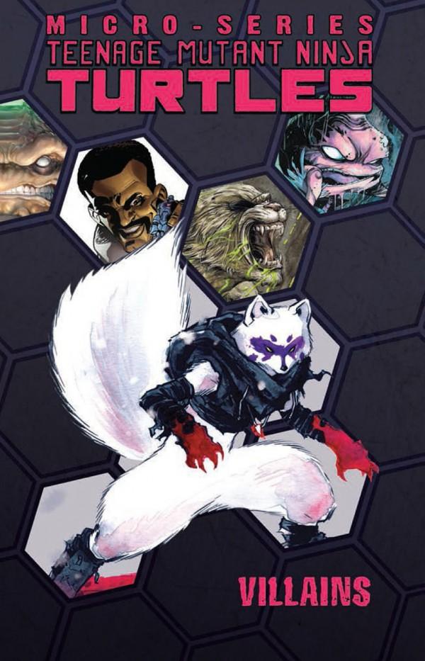 Teenage Mutant Ninja Turtles: Villains Micro-Series Vol. 1 TP