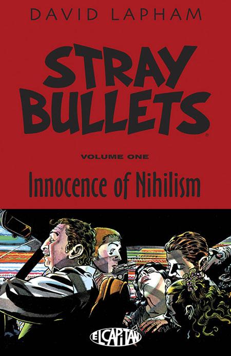 Stray Bullets Vol. 1: Innocence of Nihilism TP