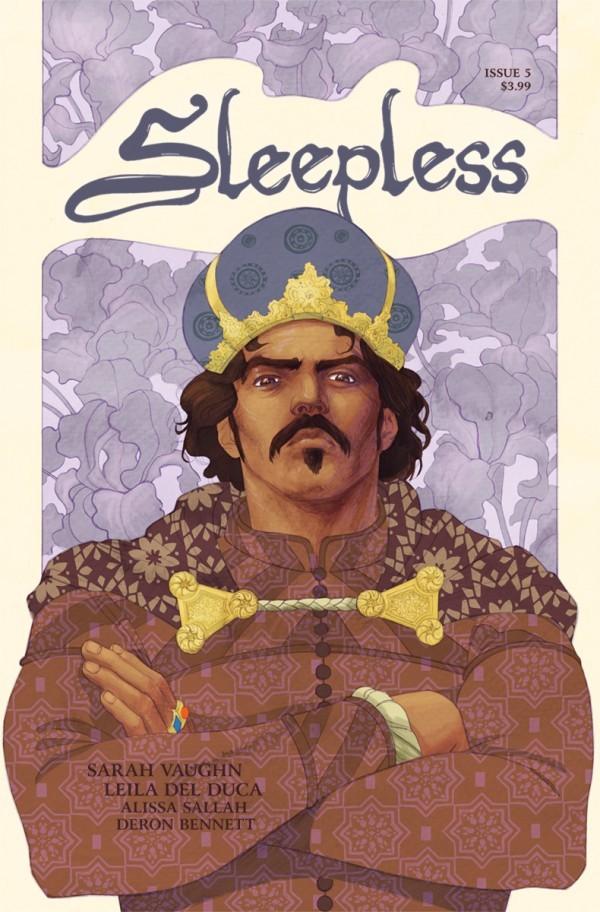 Sleepless #5