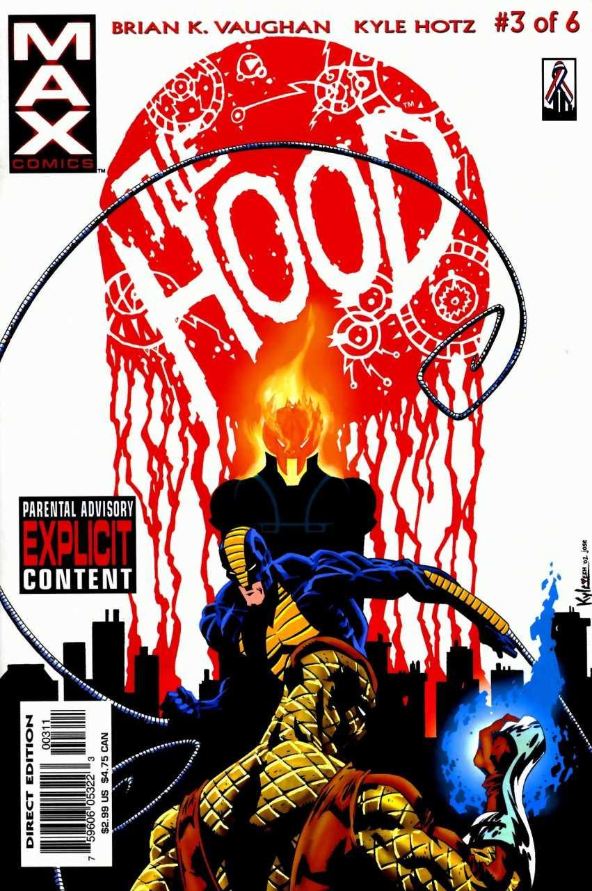 The Hood #3
