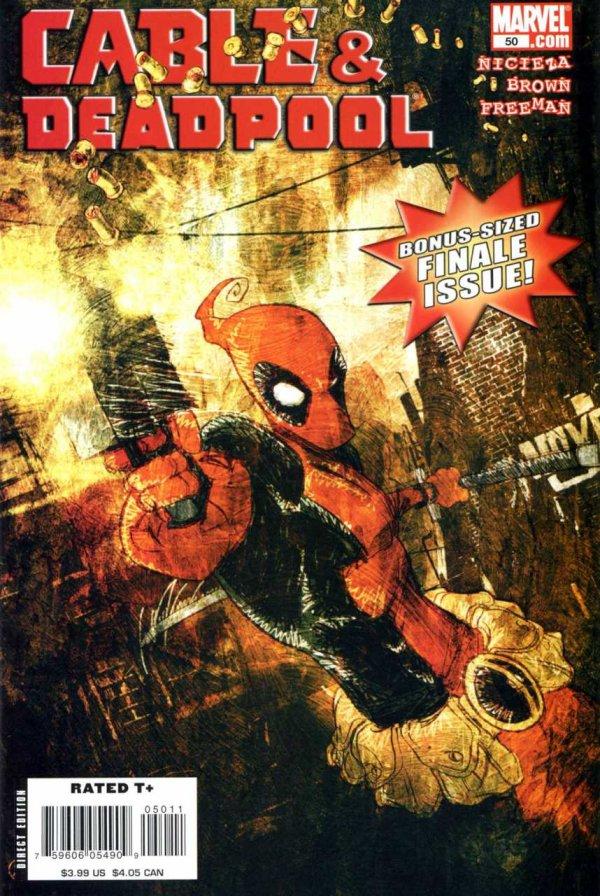 Cable & Deadpool #50