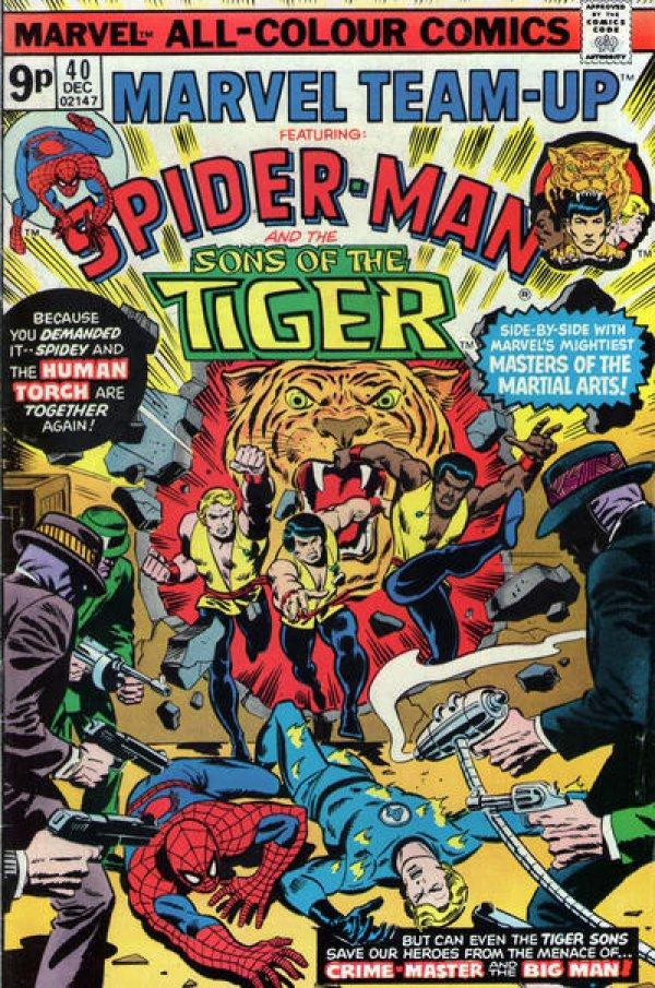 Marvel Team-Up #40