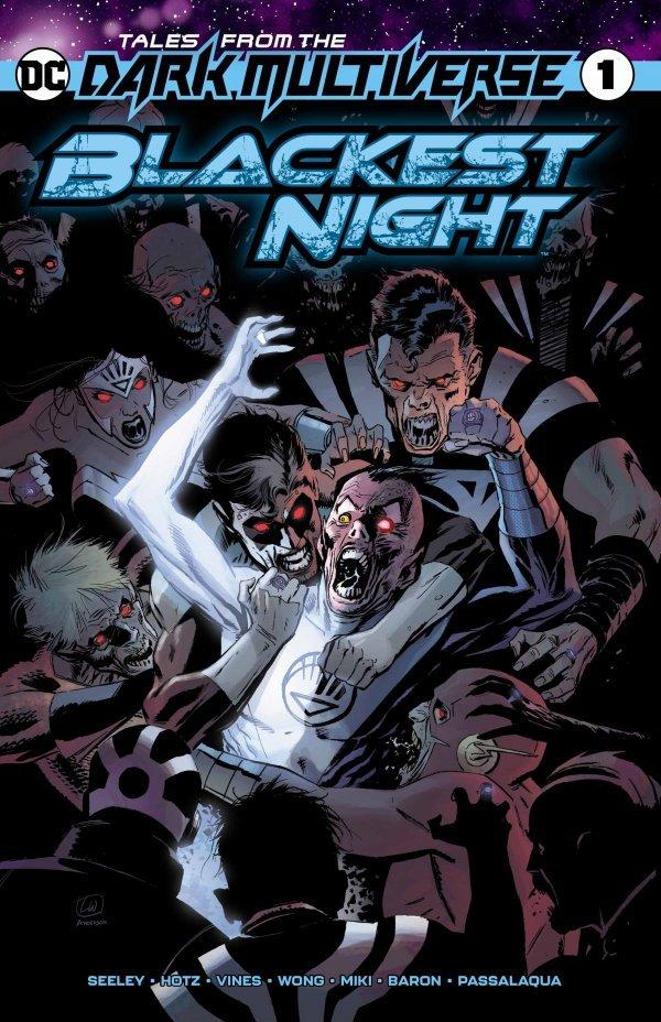 Tales from the Dark Multiverse: Blackest Night #1