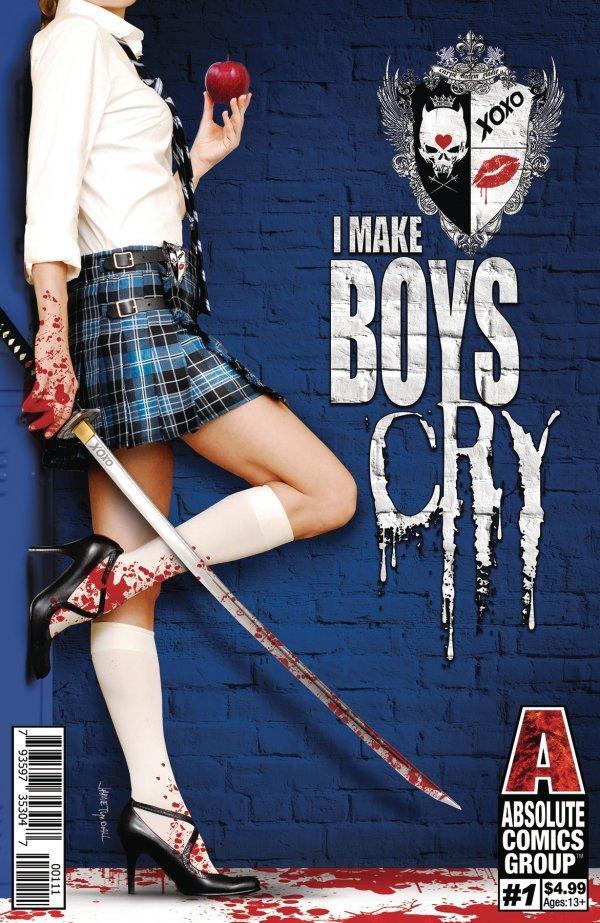 I Make Boys Cry #1