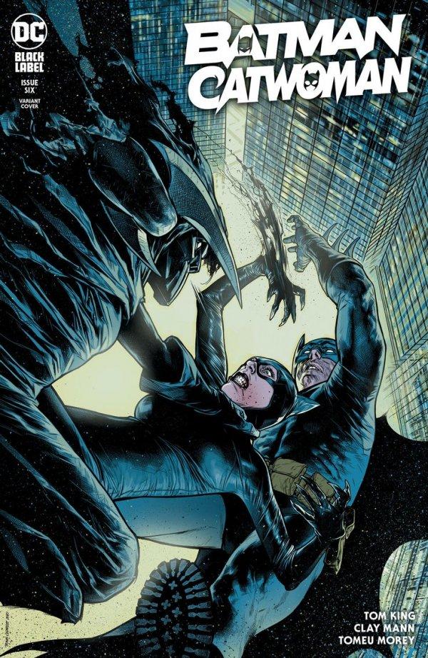 Batman / Catwoman #6