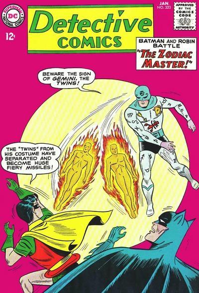 Detective Comics #323