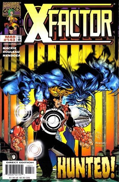 X-Factor #143