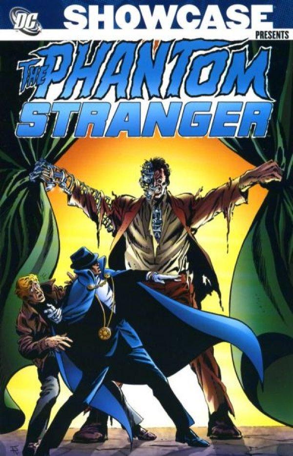 Showcase Presents: Phantom Stranger Vol. 2 TP