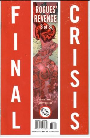Final Crisis: Rogues' Revenge #3