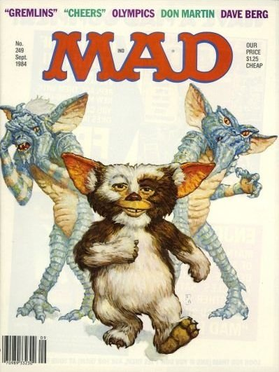 Mad Magazine #249