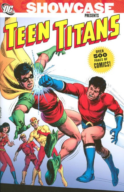 Showcase Presents: Teen Titans Vol. 2 TP