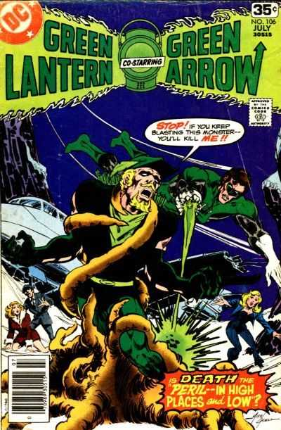 Green Lantern #106