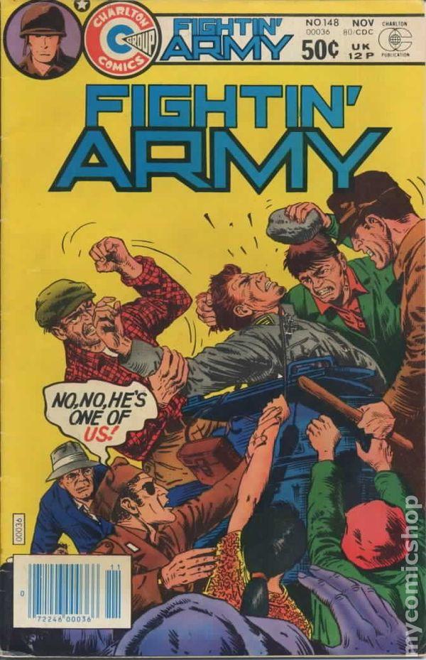 Fightin' Army #148