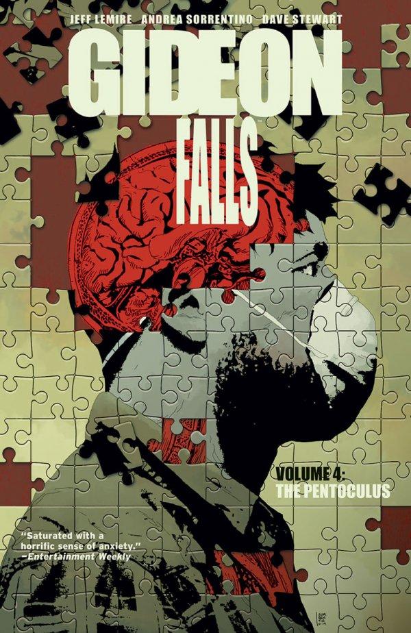 Gideon Falls Vol. 4: The Pentoculus TP