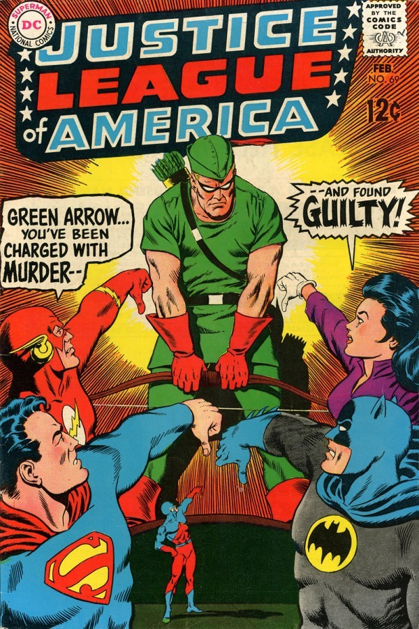 Justice League of America #69