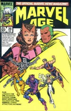 Marvel Age #29