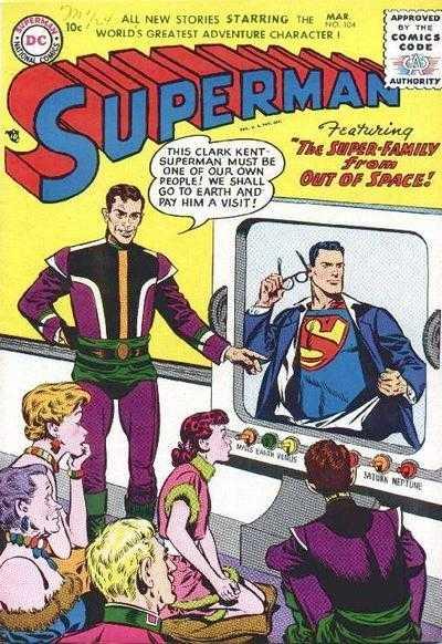 Superman #104