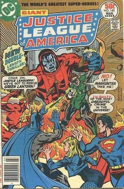 Justice League of America #140