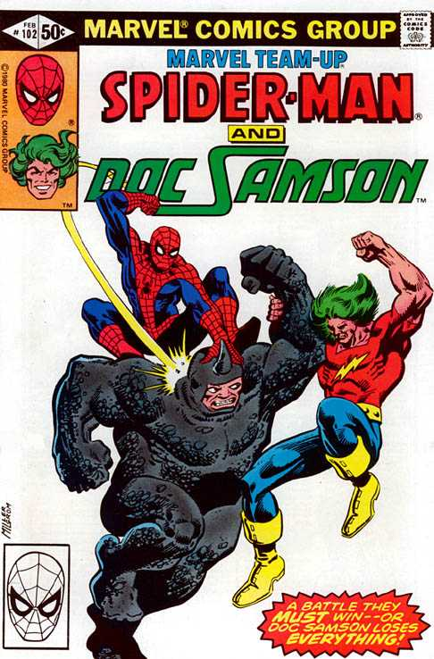 Marvel Team-Up #102